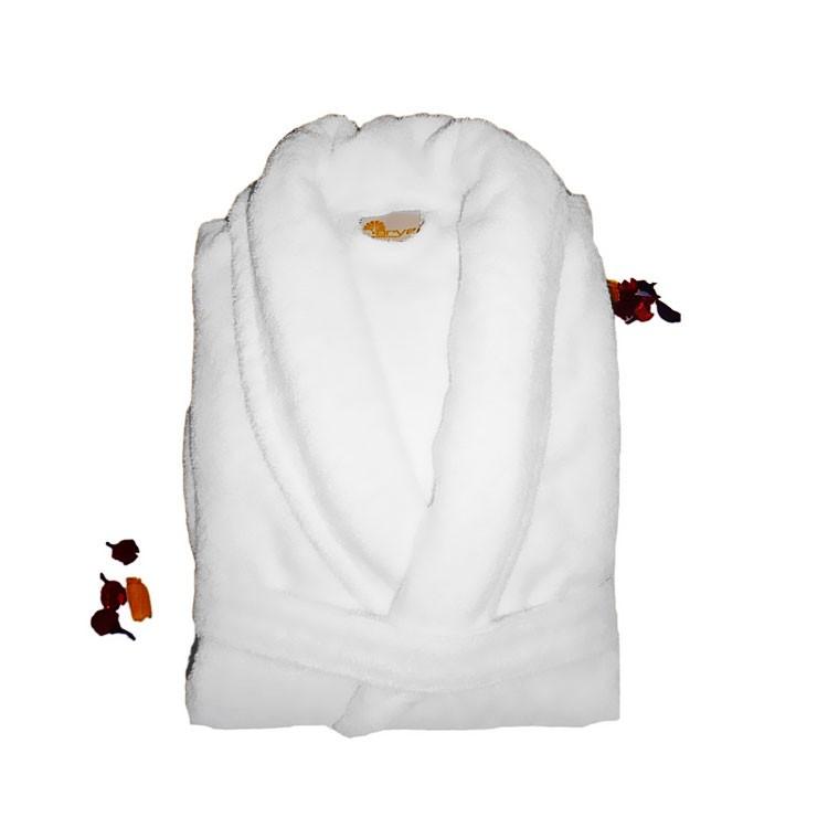 01301dd12729 Махровый халат Arya Otel, XL белый